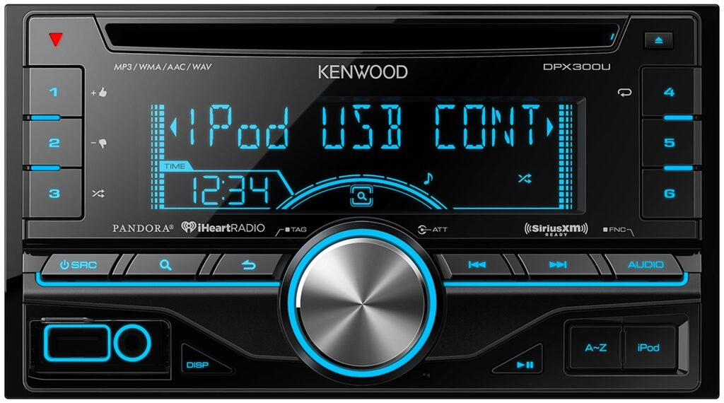 kenwood double din head unit reviews best options best. Black Bedroom Furniture Sets. Home Design Ideas