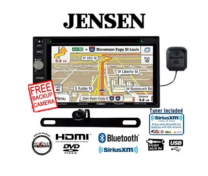 jensen vx7022 review: Jensen VX7022 connections