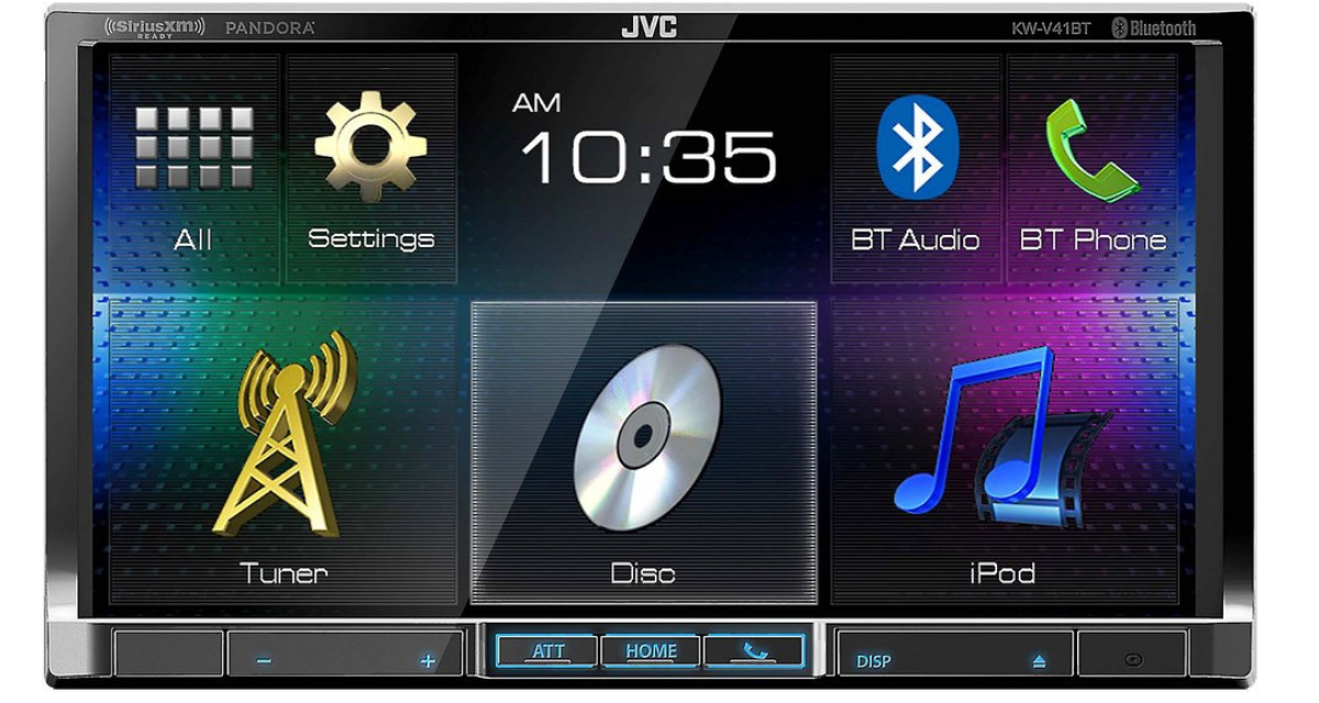 car dvd receiver
