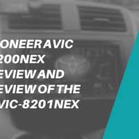 Pioneer AVIC 8200NEX Review and Review