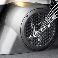 car sound speaker