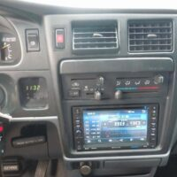Planet Audio P9640B installed on a car dashboard